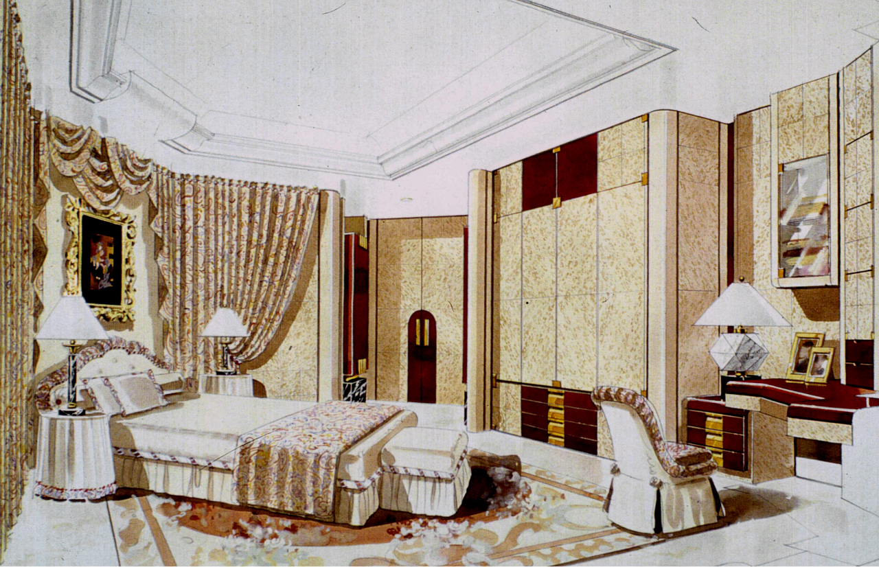 interior designing thesis projects